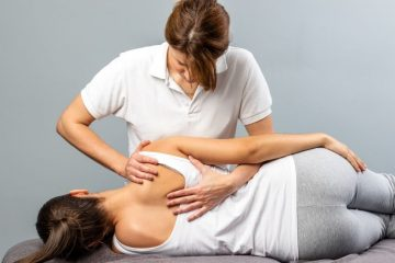 Osteopathy Claygate clinic